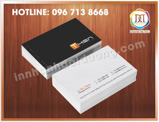 In Card Visit Uy Tin Nhat Thanh Xuan 1