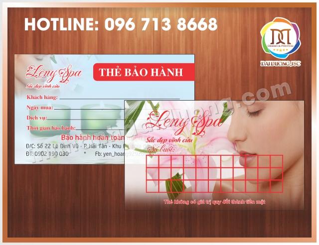 In Card Visit Tai Cau Giay 2