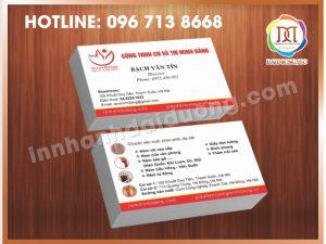 In Card Visit Uy Tín Nhất Tại Cầu Giấy