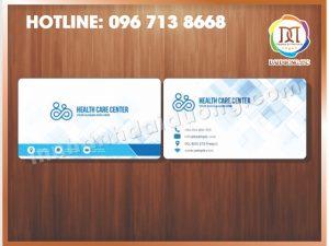 In Card Visit Giá Rẻ Nhất Tại Thanh Xuân