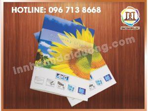Cơ Sở In Catalogue Lấy Ngay Tại Hà Nội