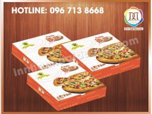 In Hộp Pizza Giá Rẻ Tại Hà Nội