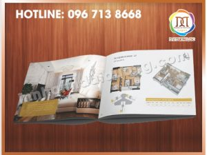 Xưởng In Catalogue Giá Rẻ Tại Hà Nội