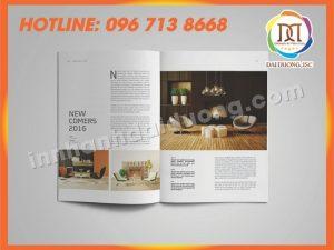 In Catalogue Giá Rẻ Tại Nghệ An