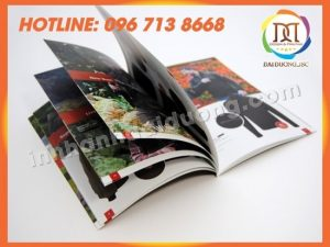 In Catalogue Tại Bắc Giang