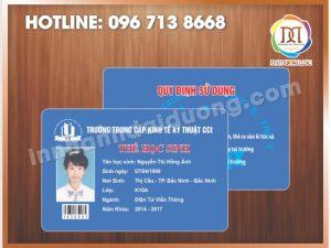 Xưởng in thẻ nhựa uy tín nhất Hà Nội