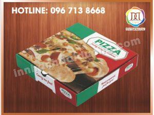 Xưởng In Hộp Pizza Nhanh Nhất Hà Nội