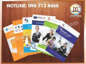 Cơ Sở In Catalogue Uy Tín Tại Hà Nội