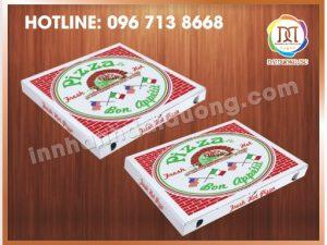 Xưởng In Hộp Pizza Đẹp Nhất Hà Nội