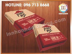 Xưởng In Hộp Pizza Uy Tín Nhất Tại Hà Nội