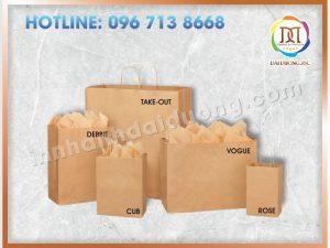 Xưởng sản xuất túi giấy tại Hà Nội