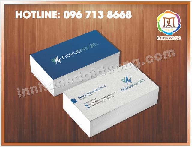 In Card Visit Lay Ngay Tai Thanh Xuan 1