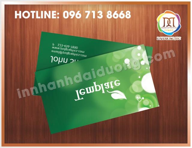 In Card Visit Dep Nhat Tai Dong Da 2