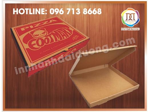 Cơ Sở In Hộp Pizza Tại Hà Nội