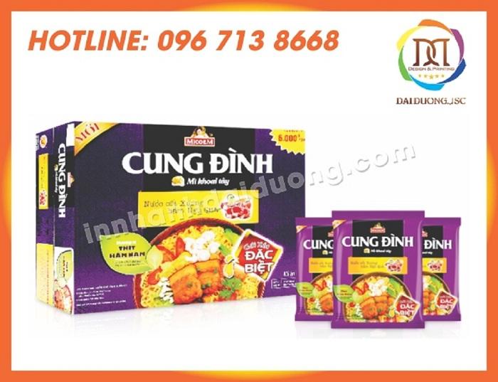 Dia Chi In Thung Carton Lay Ngay Tai Cau Giay