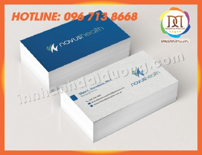 In Ấn Card Visit