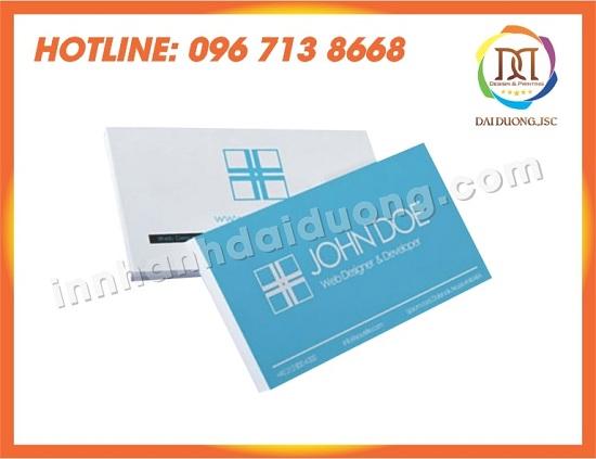 In Card Visit Tai Thai Nguyen 1