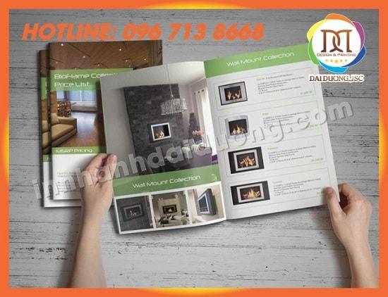 In Catalogue Gia Re Tai Bac Giang