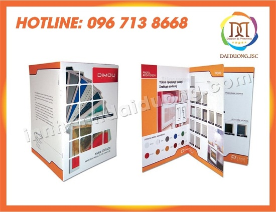 In Catalogue Tai Nghe An 2