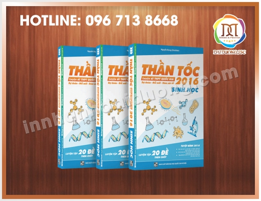 In Sach Lay Ngay Tai Ha Noi