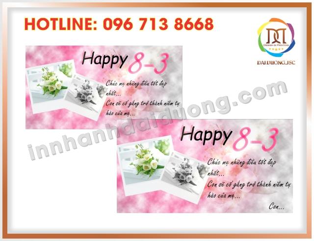 In Thiep 8 3 Gia Re Nhat Tai Thanh Xuan 3