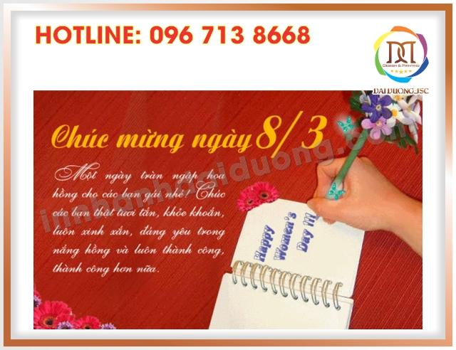 In Thiep Chuc Mung 8 3 Lay Ngay Tai Cau Giay 1