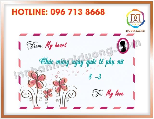 In Thiep Chuc Mung 8 3 Uy Tin Nhat Tai Cau Giay 1