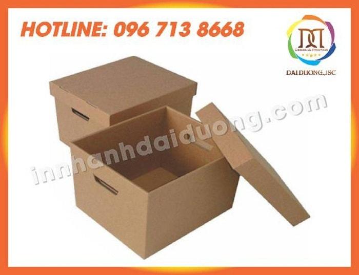 Công Ty In Thùng Carton Lấy Ngay Giá Rẻ 3