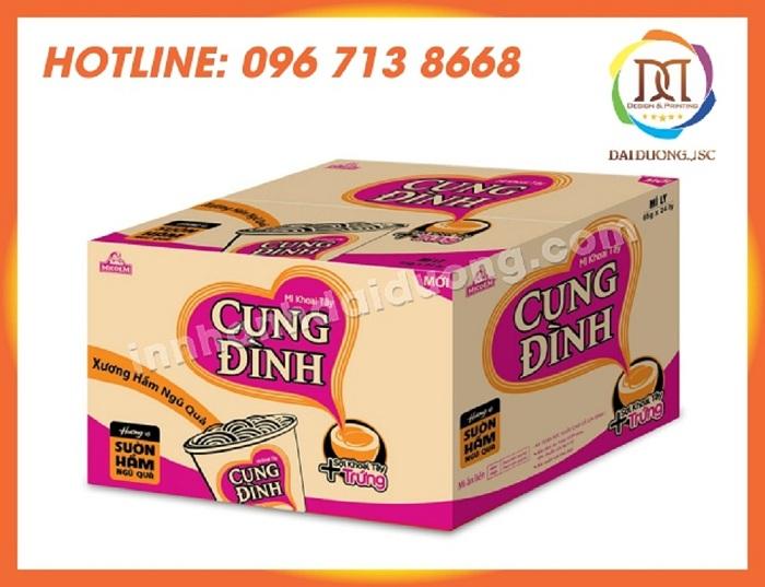 In Thung Carton Tai Cau Giay 3