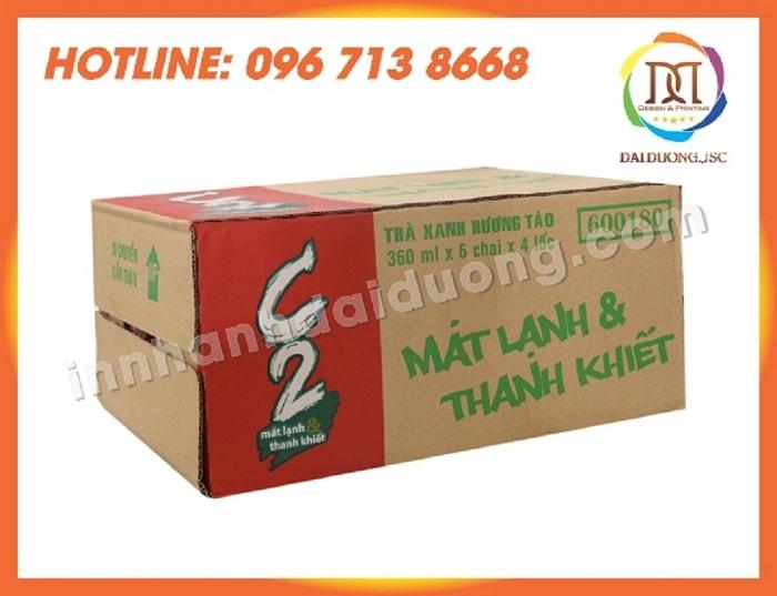 Lam Thung Carton Gia Re Tai My Dinh