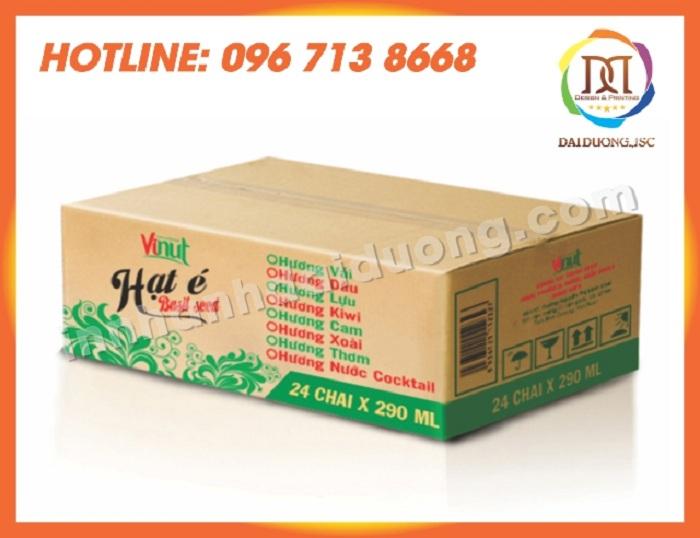 Co So In Thung Carton Gia Re Tai Ha Noi