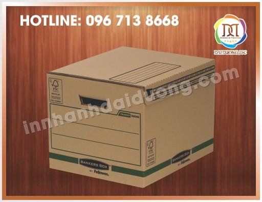 Lam Thung Carton Tai Ha Noi
