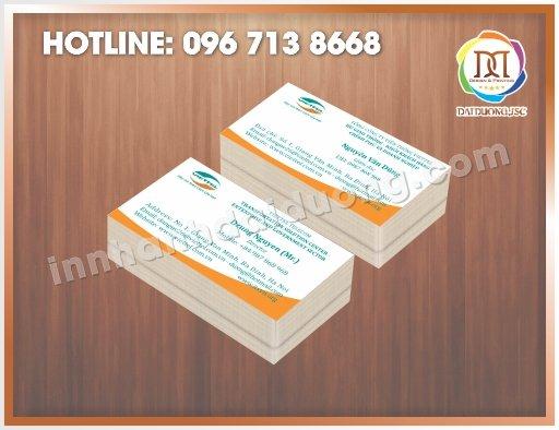 In Card Visit, Nam Card Lấy Ngay Giá Rẻ Nhất Hà Nội