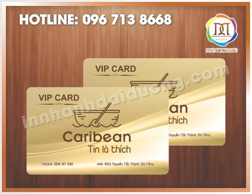 Mau The Vip Card
