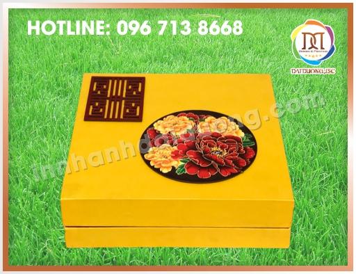 Xưởng in hộp giá rẻ Hà Nội