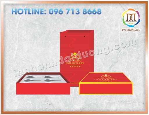 Xưởng in hộp quà tết giá rẻ tại Hà Nội