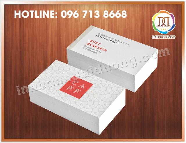 Dia Chi In Card Visit Tai Thanh Xuan 2