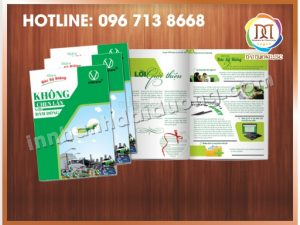 Xưởng in catalogue giá rẻ nhất tại Hà Nội