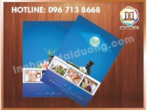 In Catalogue Đẹp Nhất Hà Nội