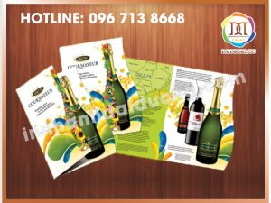 In catalogue lấy ngay tại Hà Nội