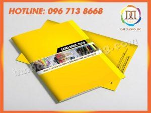 In Catalogue Giá Rẻ Tại Thái Bình