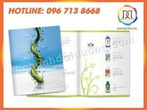 In Catalogue Giá Rẻ Tại Thái Nguyên