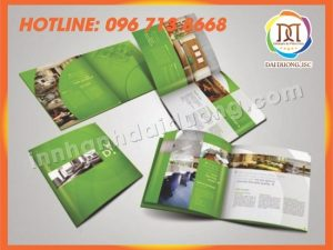 In Catalogue tại Thái Nguyên