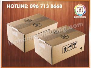 In Hộp Carton Nhỏ Giá Rẻ Tại Hà Nội