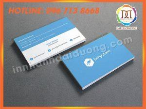 In Card Visit Giá Rẻ Tại Hải Phòng