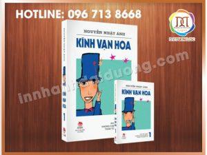 In Sách Giá Rẻ Nhất Hà Nội