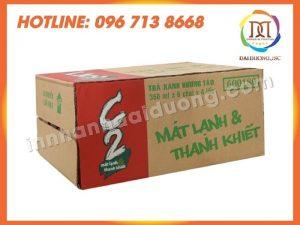 Một Số Lưu Ý Khi Đặt In Thùng Carton Hộp Giấy Carton Tại Hà Nội