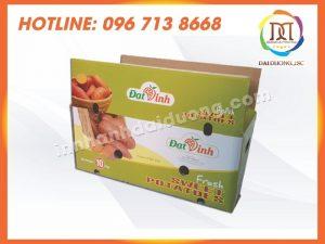 Xưởng Làm Thùng Carton Giá Rẻ Tại Thanh Xuân