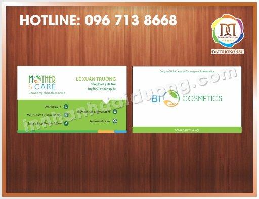 In Card Visit Uy Tin Nhat Tai Dong Da 1