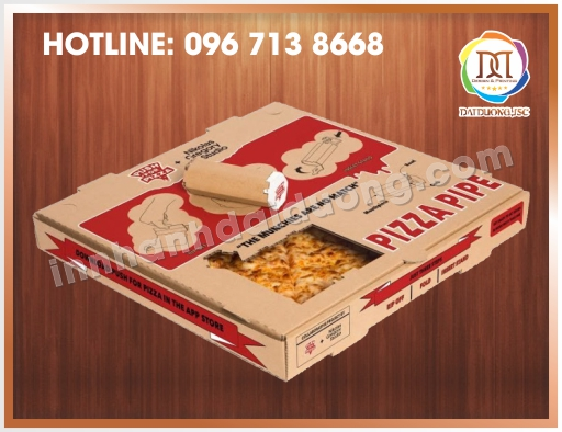 Co So Lam Hop Banh Pizza
